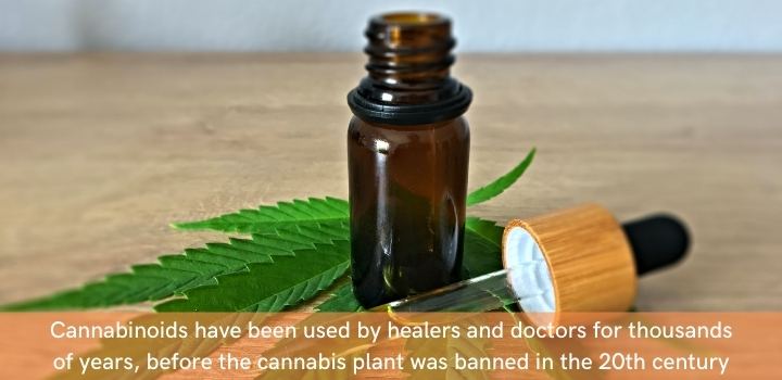 CBD benefits have been used for thousands of years