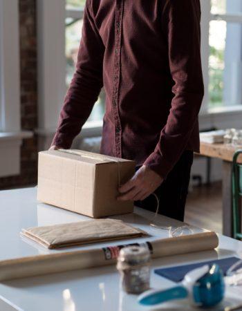 Opening Box