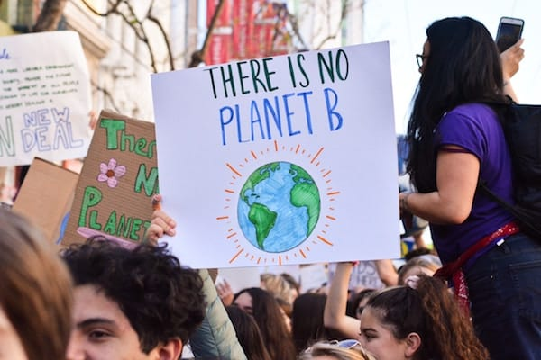 Caring for the Planet Mission