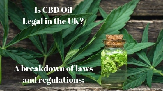 guide to cbd legality