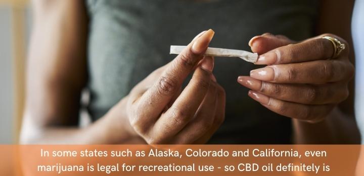 Marijuana legality in US states