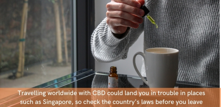 Is CBD oil legal worldwide?