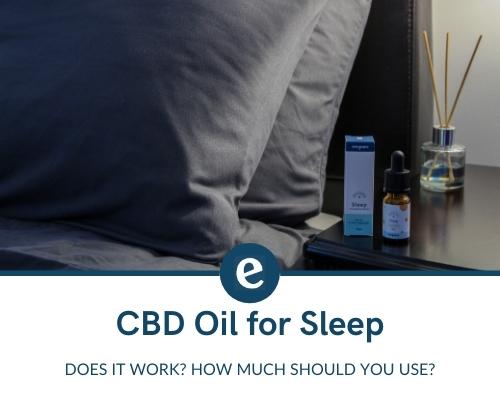 CBD for sleep