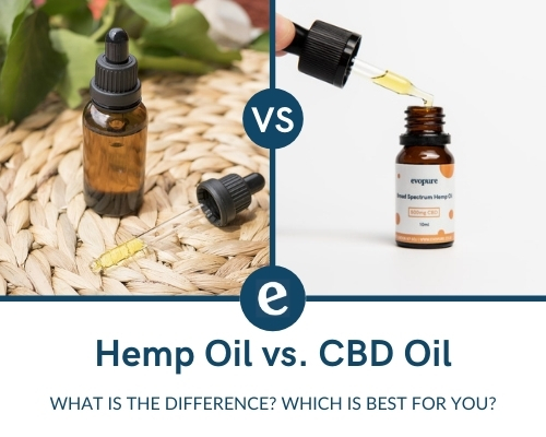 Hemp oil vs CBD oil - what's the difference and which is best for you?