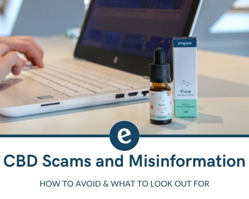 CBD related scams and misinformation