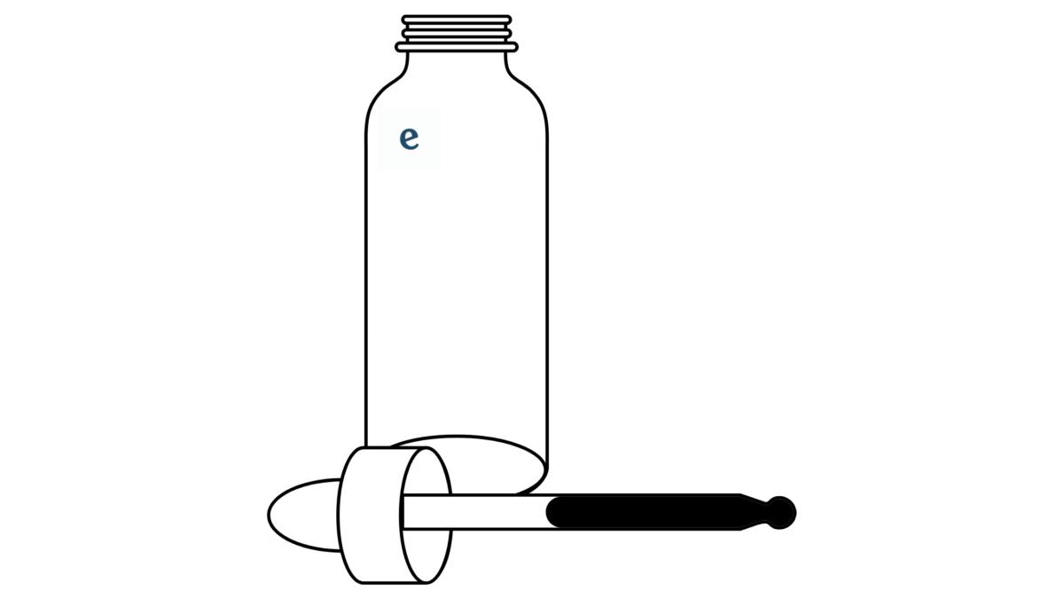 Evopure CBD Bottle
