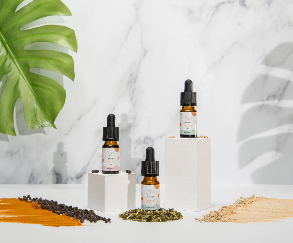 Organic CBD Oil UK