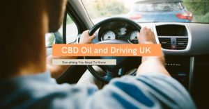 CBD Oil and Driving UK