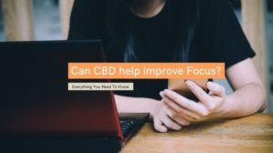 CBD for Focus