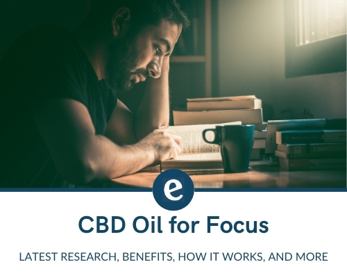 CBD for focus: latest research, how it works, benefits and more