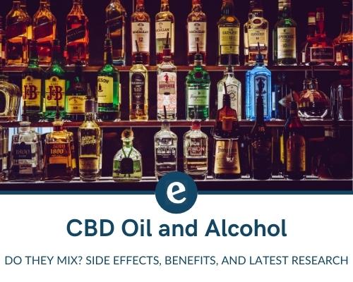 CBD oil and alcohol