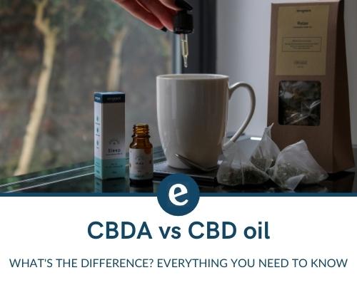 CBDA vs CBD: Everything you need to know