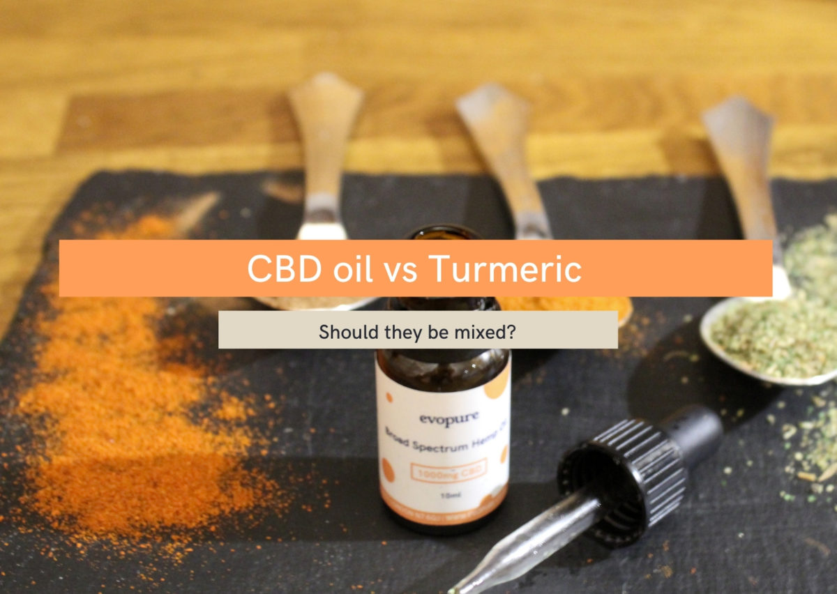 CBD oil vs turmeric