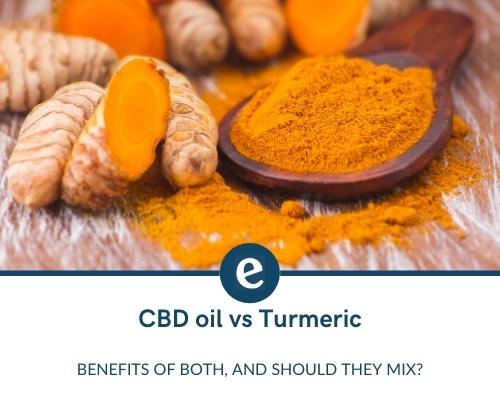 CBD oil vs turmeric