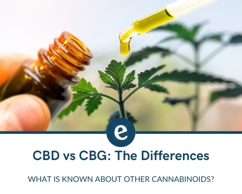 Differences between CBG vs CBD