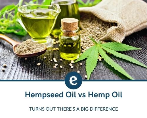 Hemp seed oil vs Hemp oil: Differences