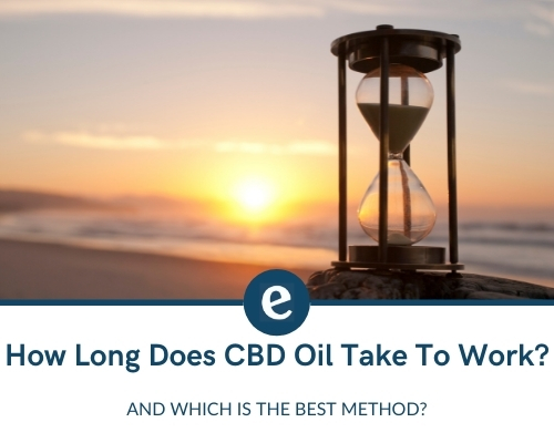 How long does CBD oil take to work?