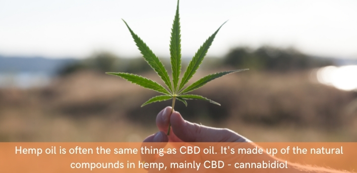 What is hemp oil