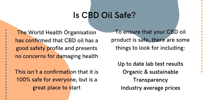 Is CBD oil safe?