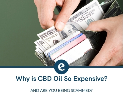 why is cbd oil so expensive
