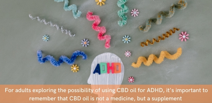 can i use cbd oil for adhd