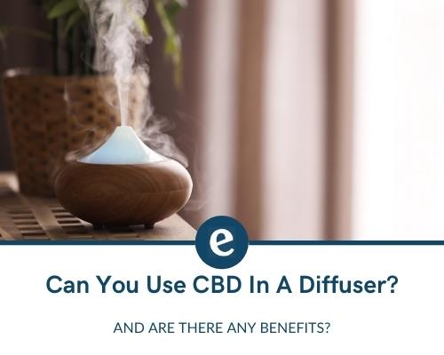 Can you use CBD oil in a diffuser?