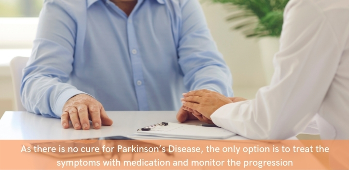 how is parkinsons disease treated