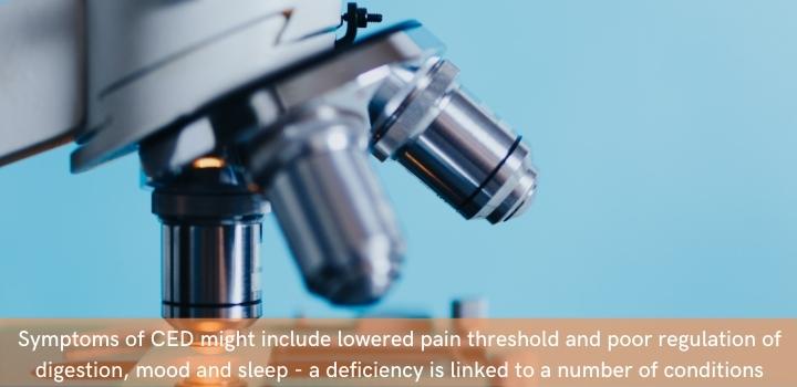 signs of an endocannabinoid deficiency