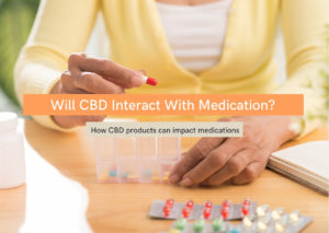 Will CBD interact with medication