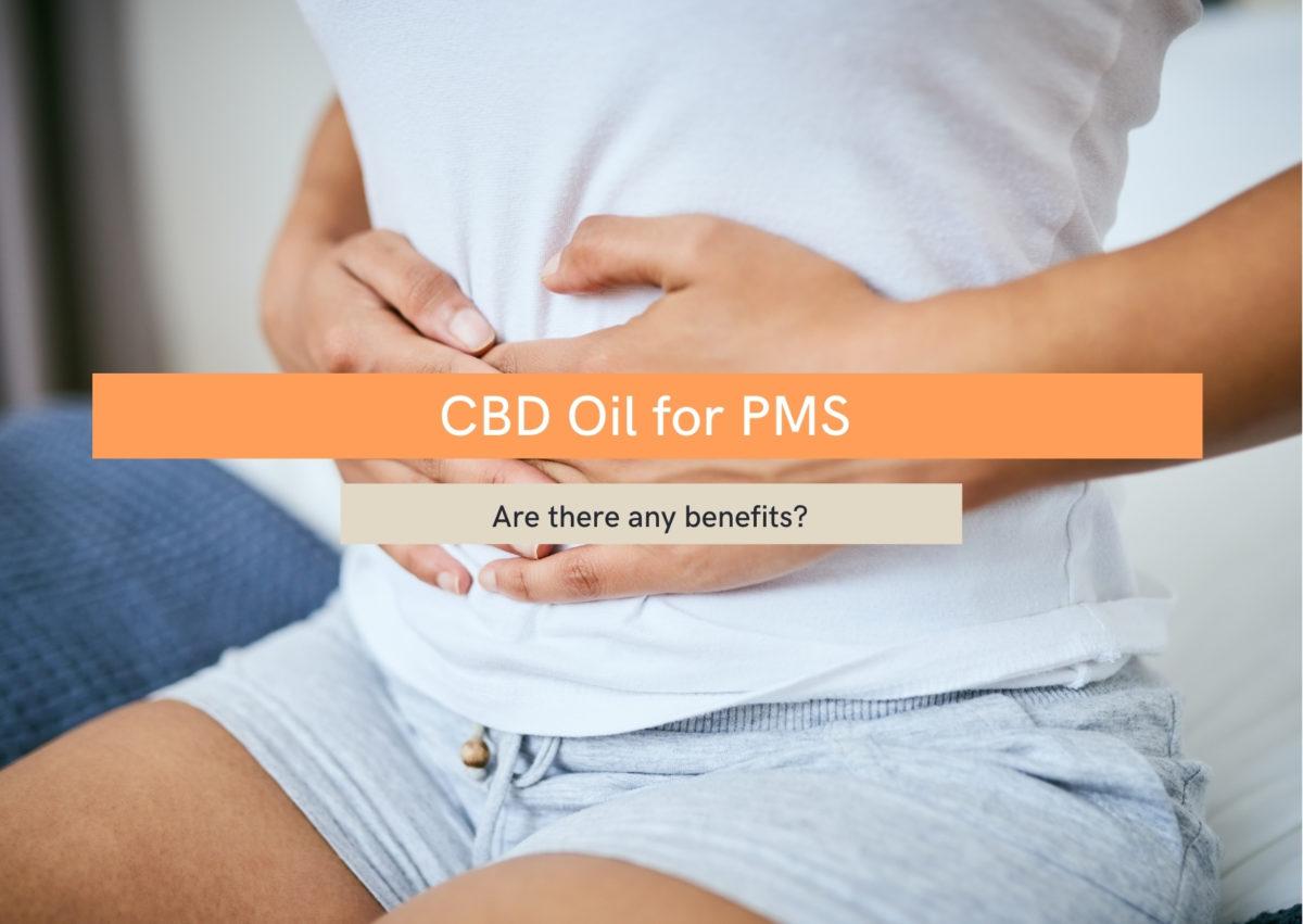CBD oil for PMS